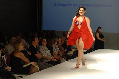 Plus Size na Semanda de Moda de NY