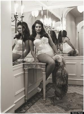 Steve Miesel para Vogue Italia …