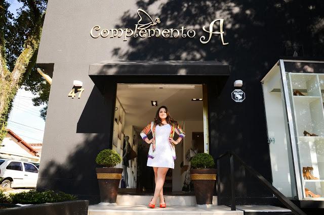 Complemento A e Blog Débora Fernandes Plus- Chá da Tarde Plus Size