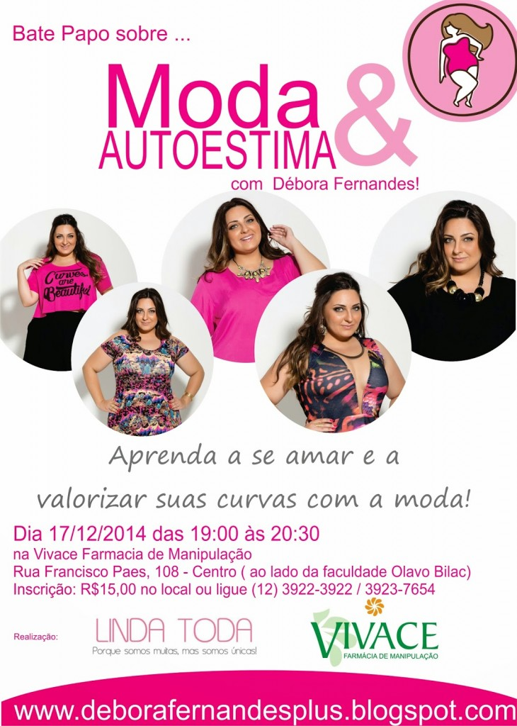 Evento de Moda Plus Size em São José dos Campos