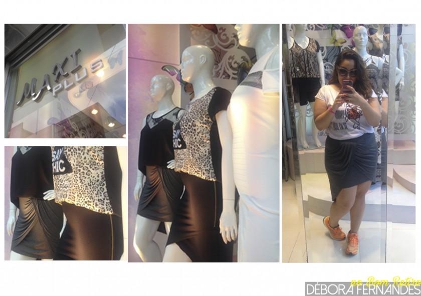 32259a89a Moda Plus Size no Bom Retiro - Débora Fernandes