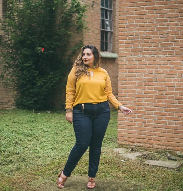 Look Plus – Amarelo Mostarda Inverno 2016