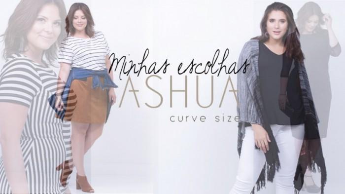 Minhas escolhas – Ashua Plus Size
