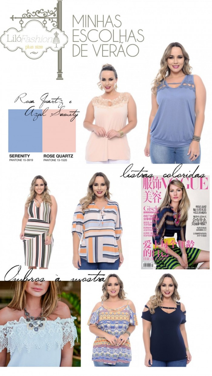 Moda Plus Size da Lilo Fashion