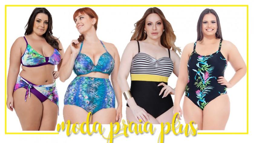 03f83bd67 Onde comprar moda praia plus size - Débora Fernandes