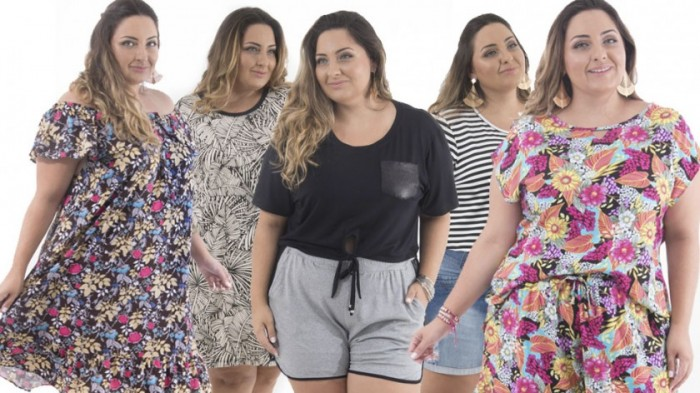 Looks Plus Size para curtir o carnaval by Rouge Marie