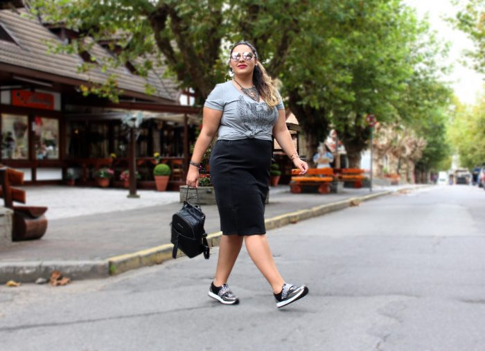Look Plus – Brilho no dia a dia by Kaue Plus Size